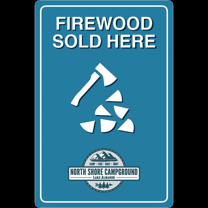 Firewood Sign